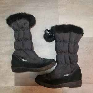 Coach Theona Winter Boots Size 9.5B